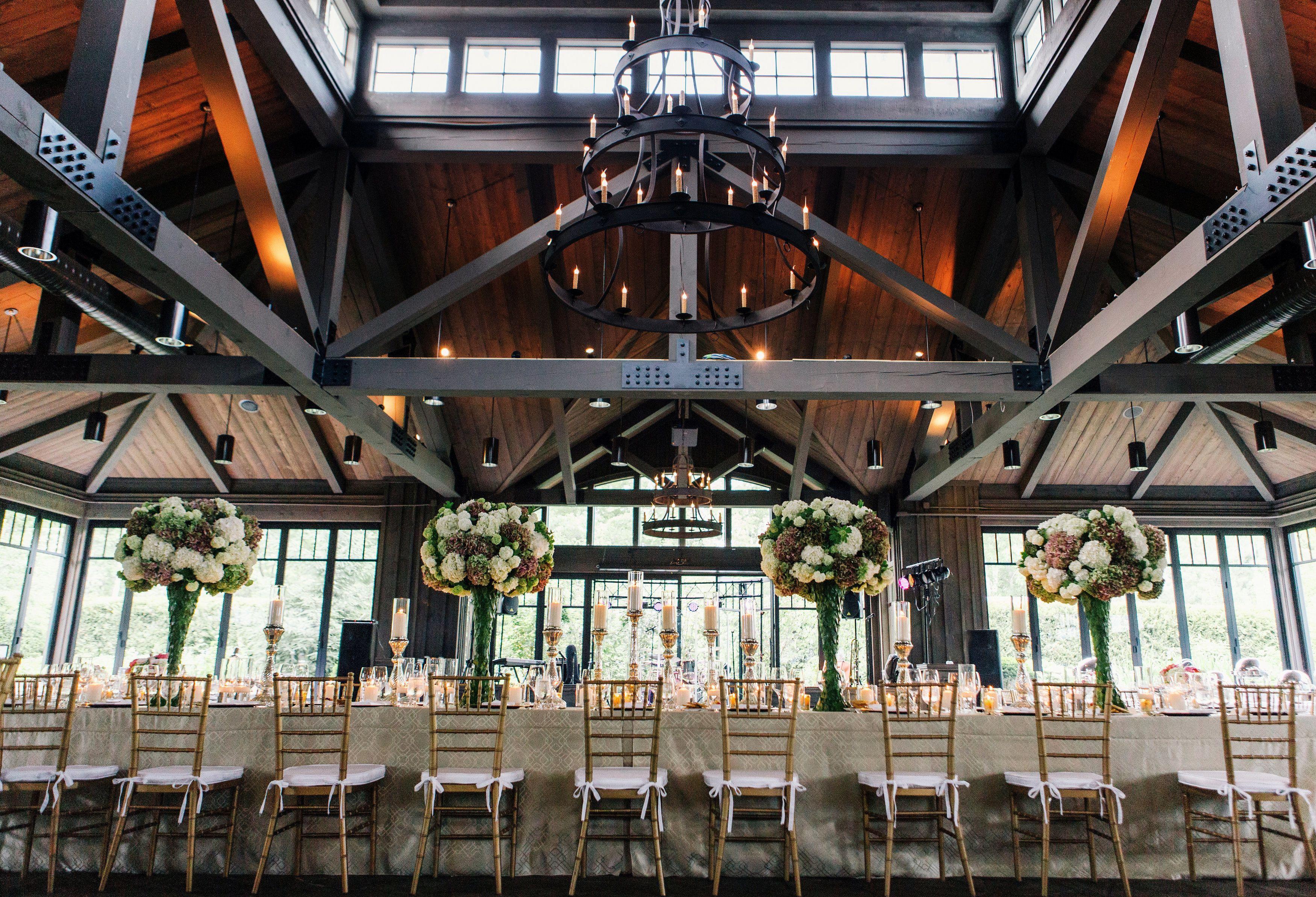 Elegant Old Edwards Inn Spa Wedding