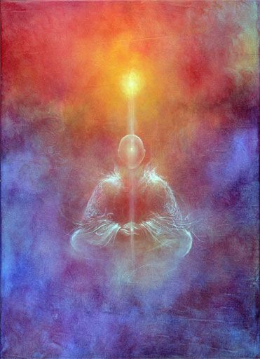 """""""Meditation will bring you sensitivity, a great sense of belonging to the world. It is our world - the stars are ours, and we are not foreigners here. We are part of it, we are the heart of it."""" ~ Osho  Concentration by Brahma Kumaris"""