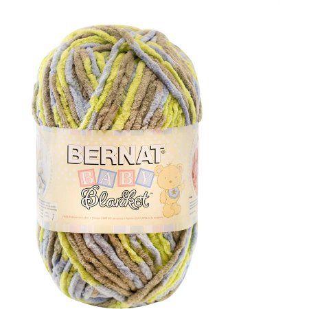 14fadca854a6 Bernat Blanket Big Ball Yarn