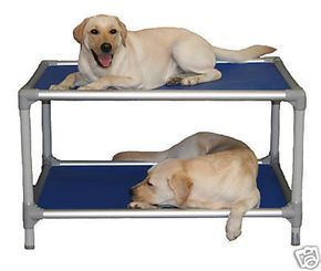 Diy Pvc Dog Cat Bunkbeds Diy Dog Bed Pvc Dog Bed Dog Bunk Beds
