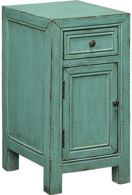 Best Battletown Blue Accent Cabinet Accent Cabinet Blue 400 x 300