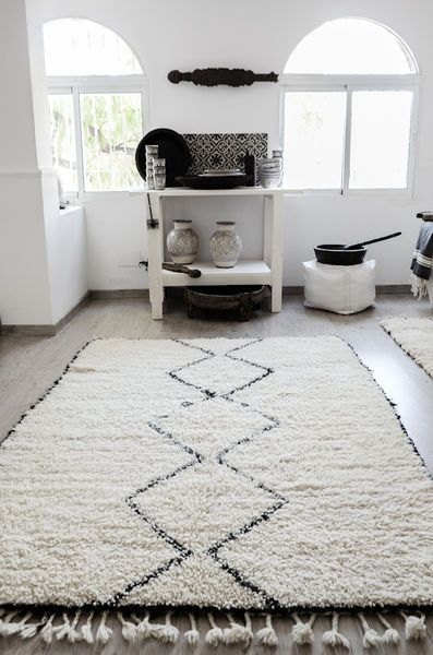 http://shop.zocohome.com/product/810/beni-ourain-rug-235x155cm