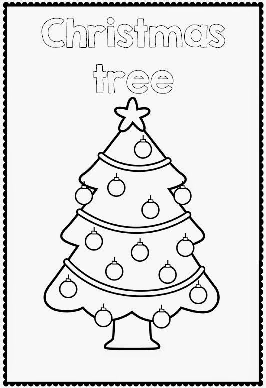 Christmas Coloring Pages plus 25 ways to use them December ...