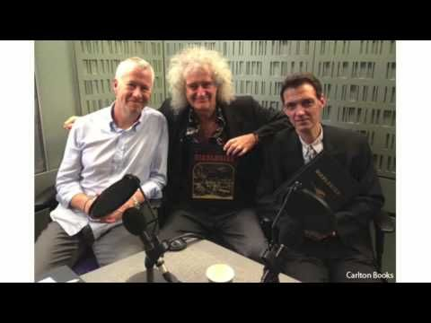 Brian May and Denis Pellerin on BBC Radio 4's Front Row