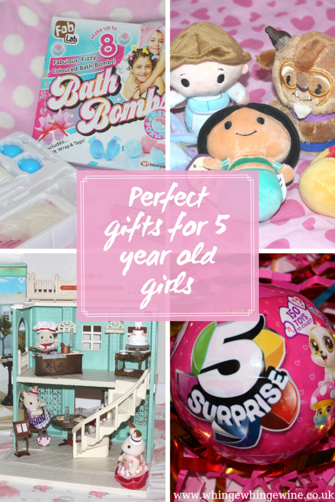 What to buy a five year old girl for Christmas! Birthday