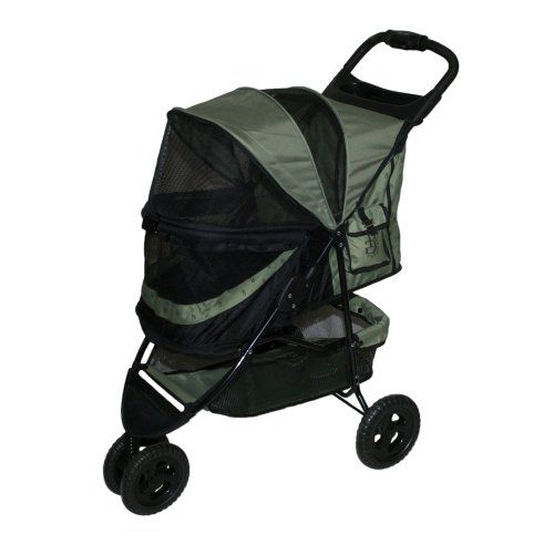 Pet Gear No-Zip Special Edition Pet Stroller, Sage Pet Gear http://www.amazon.com/dp/B00DYW734C/ref=cm_sw_r_pi_dp_P3EFvb0J6XV7Z