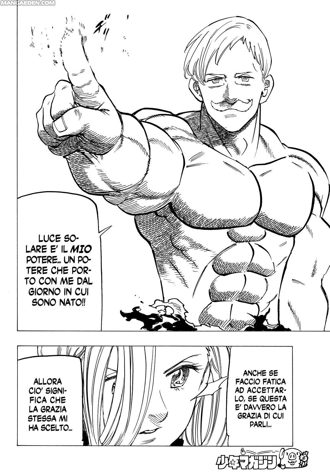 Leggere Nanatsu no tazai 253 Online Gratis in Italiano: 253 - page 20 - Manga Eden