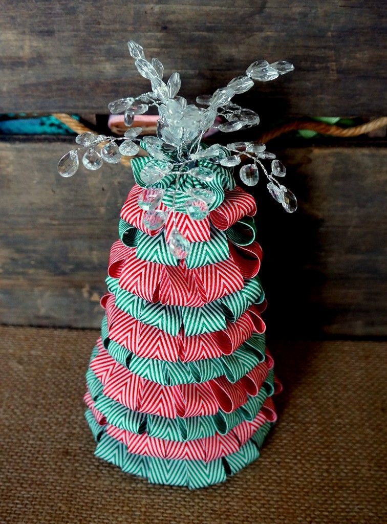 Ribbon Christmas Tree - May Arts Wholesale Ribbon Company May Arts - christmas decorations wholesale