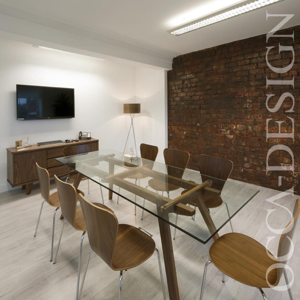 Digital Marketing Offices, Office Interior Design, Glasgow, Listed ...