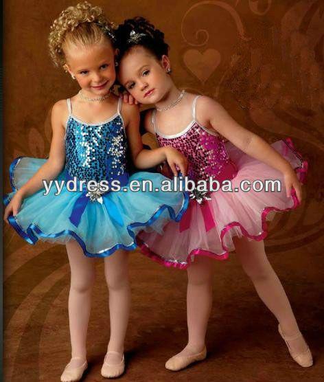 b4b280b9f Stage Ballet Tutu Dresses For Kids Professional artwork Good fitting ...