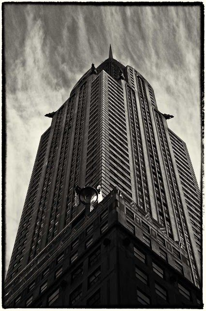 The Chrysler Building New York City