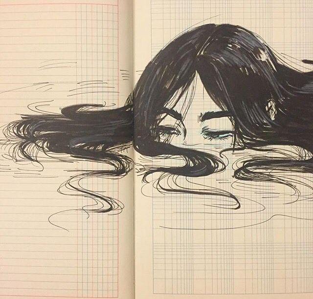 love depth created hair