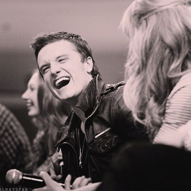 I love you, Josh Hutcherson.