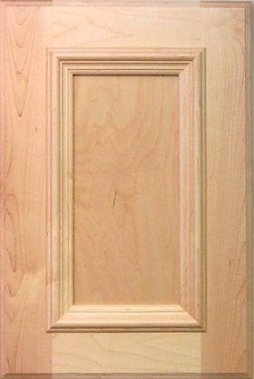 Augustine Cabinet Door | Recessed Panel Cabinet Doors ...