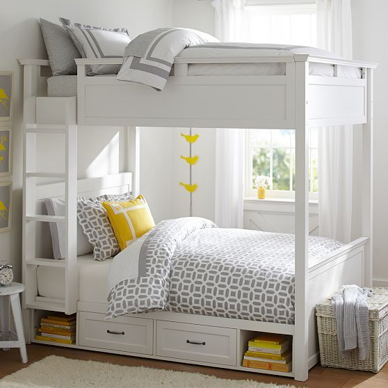 Hampton Bunk Bed Bunk Beds With Stairs Cool Bunk Beds Bunk Bed