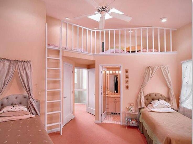 Cool Girl Bedroom Ideas Teenagers 2 Cool Decorating
