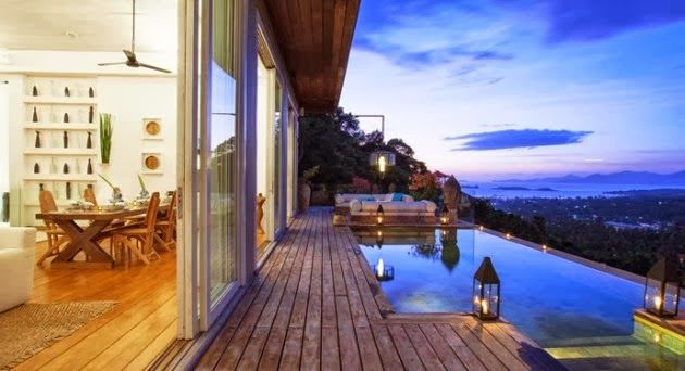 Luxury Ideas: Villa Belle in Koh Samui, Thailand