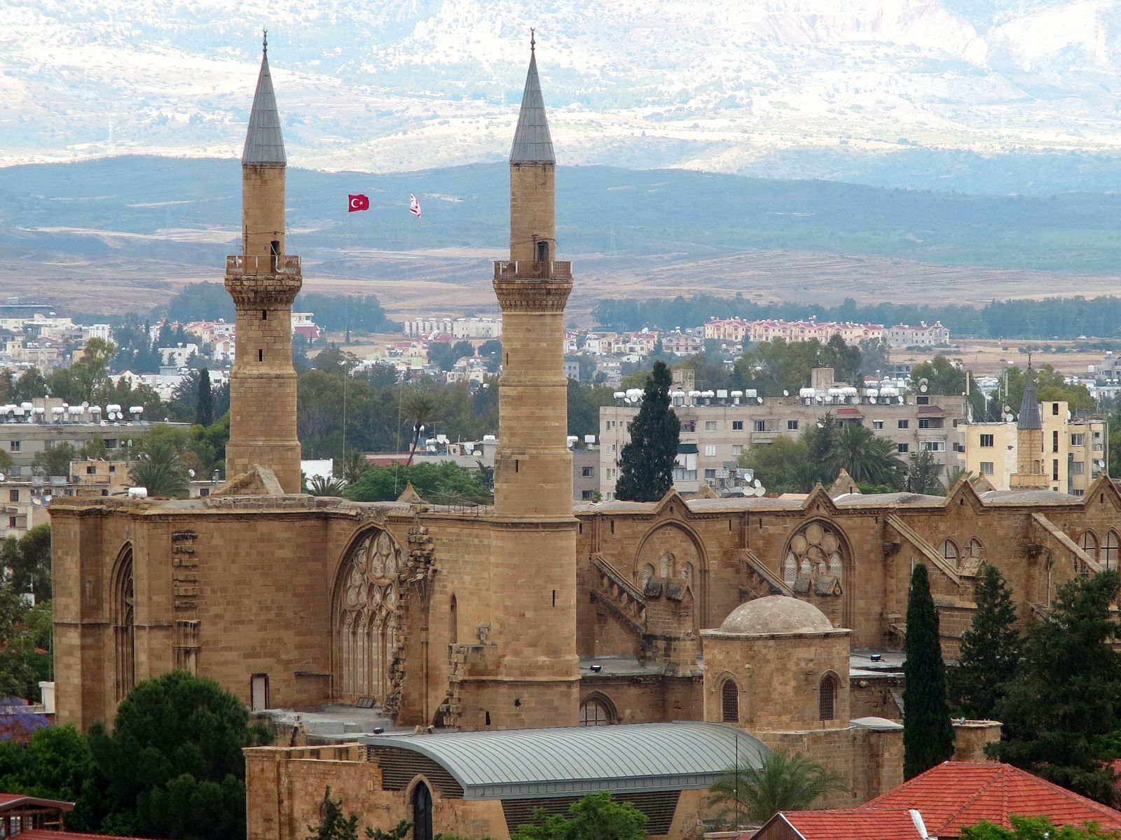 Selimiye Mosque (Türkish: Lefkoşa Selimiye Camii) fomerly ...