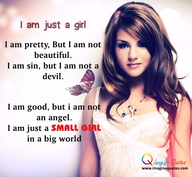 Motivation Life Quotes For Girl At Imaginequotes My Quotes