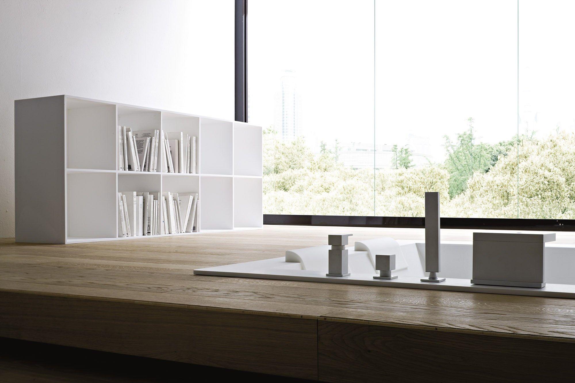 Vasca Da Bagno Unico : Unico vasca da bagno da incasso by rexa design design imago design