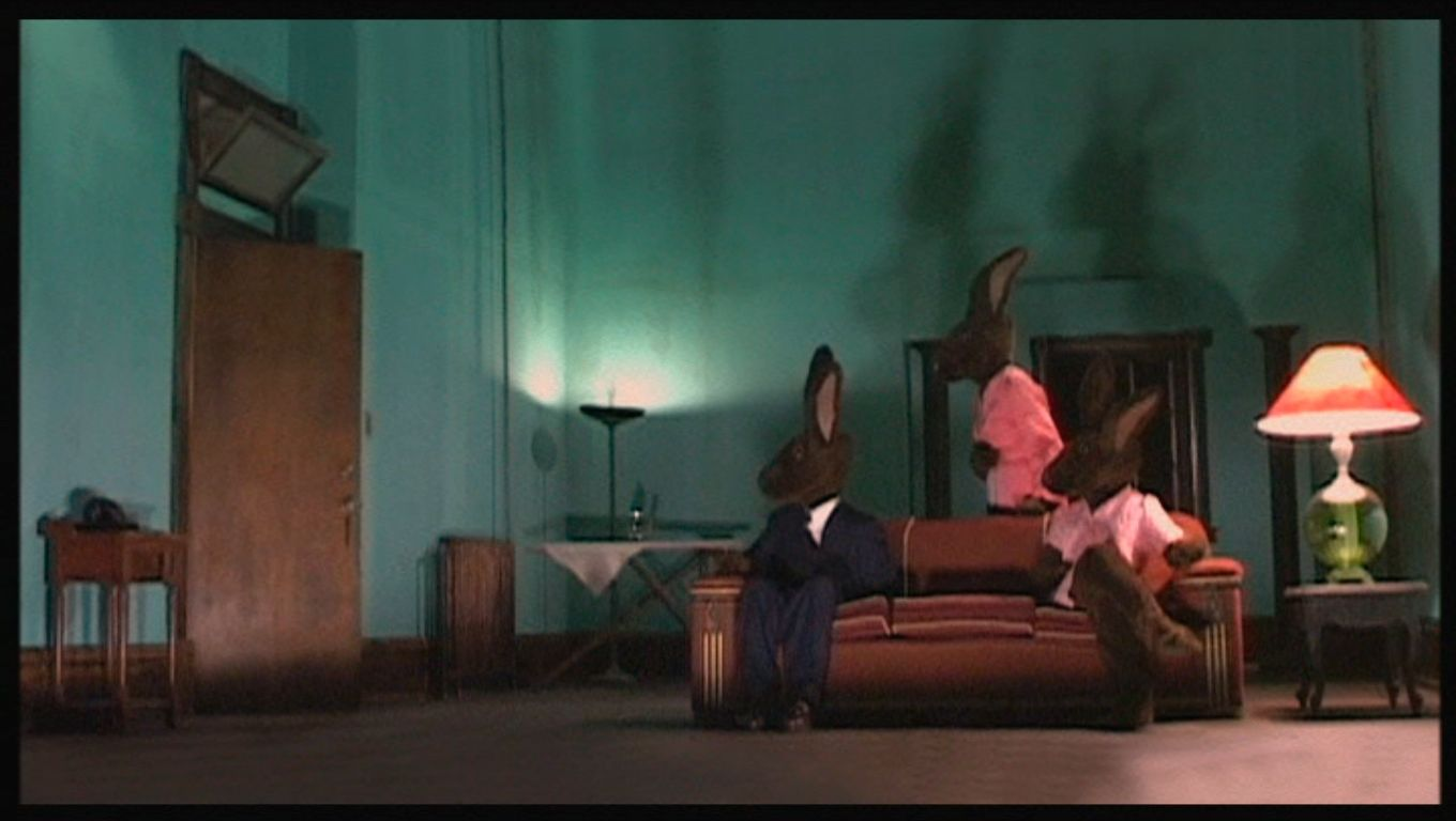 David Lynch . Rabbits
