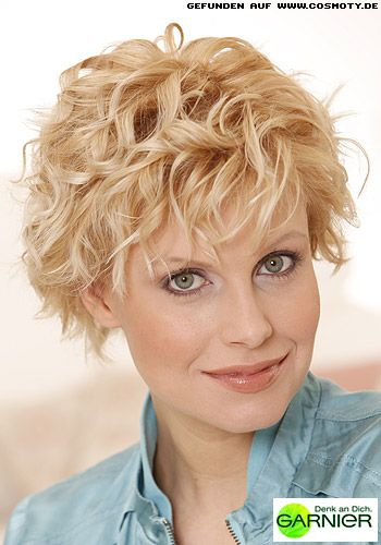 Short Choppy Haircuts For Curly Hair Plus Size Faces