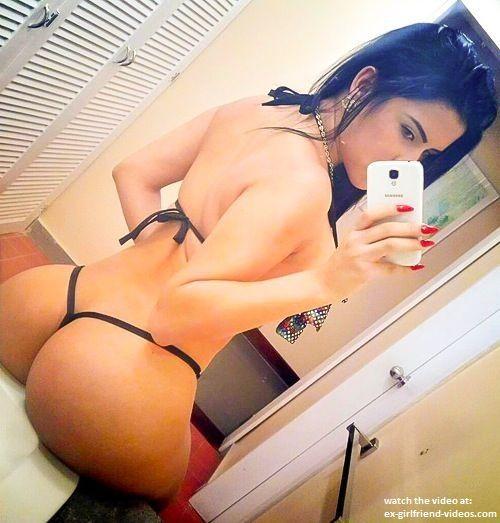 selfie Amazing booty