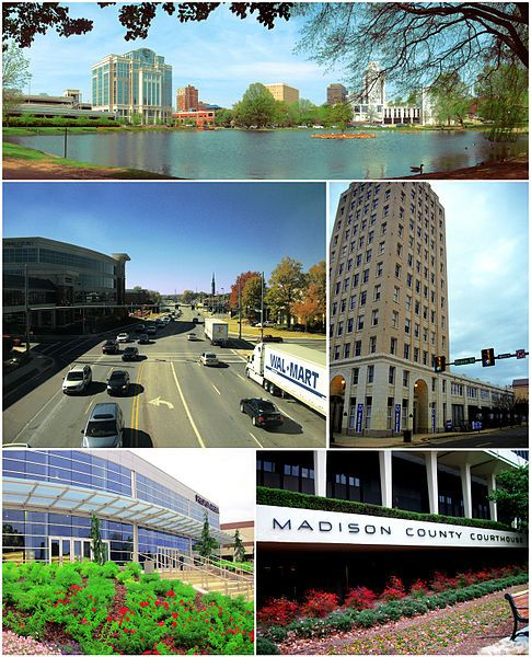 Huntsville Alabama Huntsville Alabama Huntsville The Places Youll Go