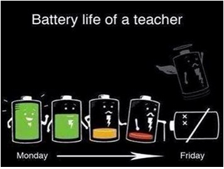 Battery Life of a Teacher | quotes | Pinterest | The o'jays ...