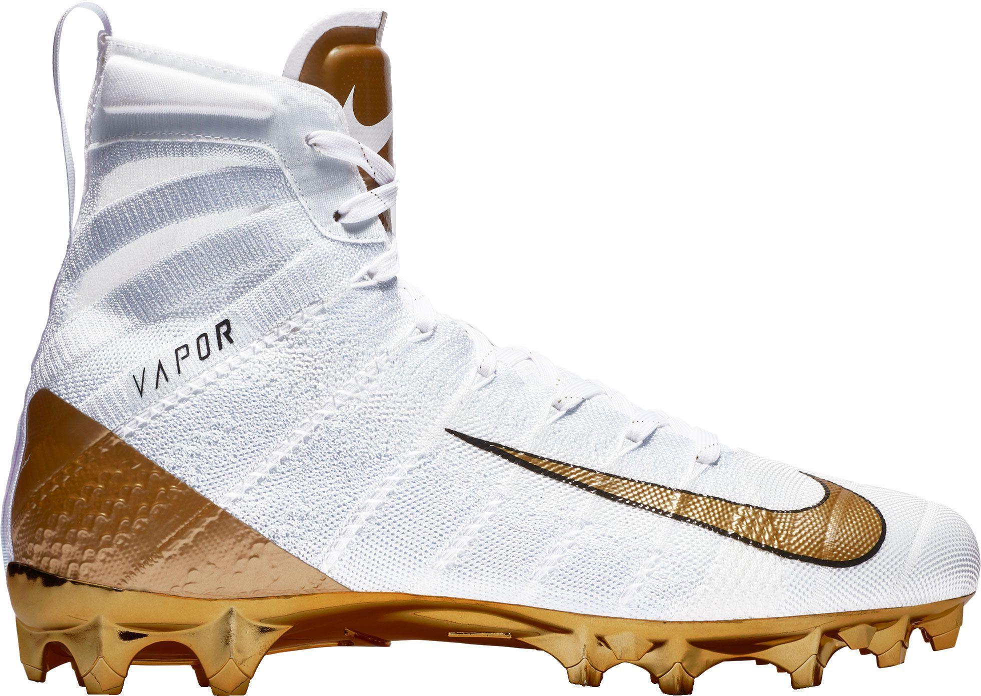 Nike Men\u0027s Vapor Untouchable 3 Elite Football Cleats, Size