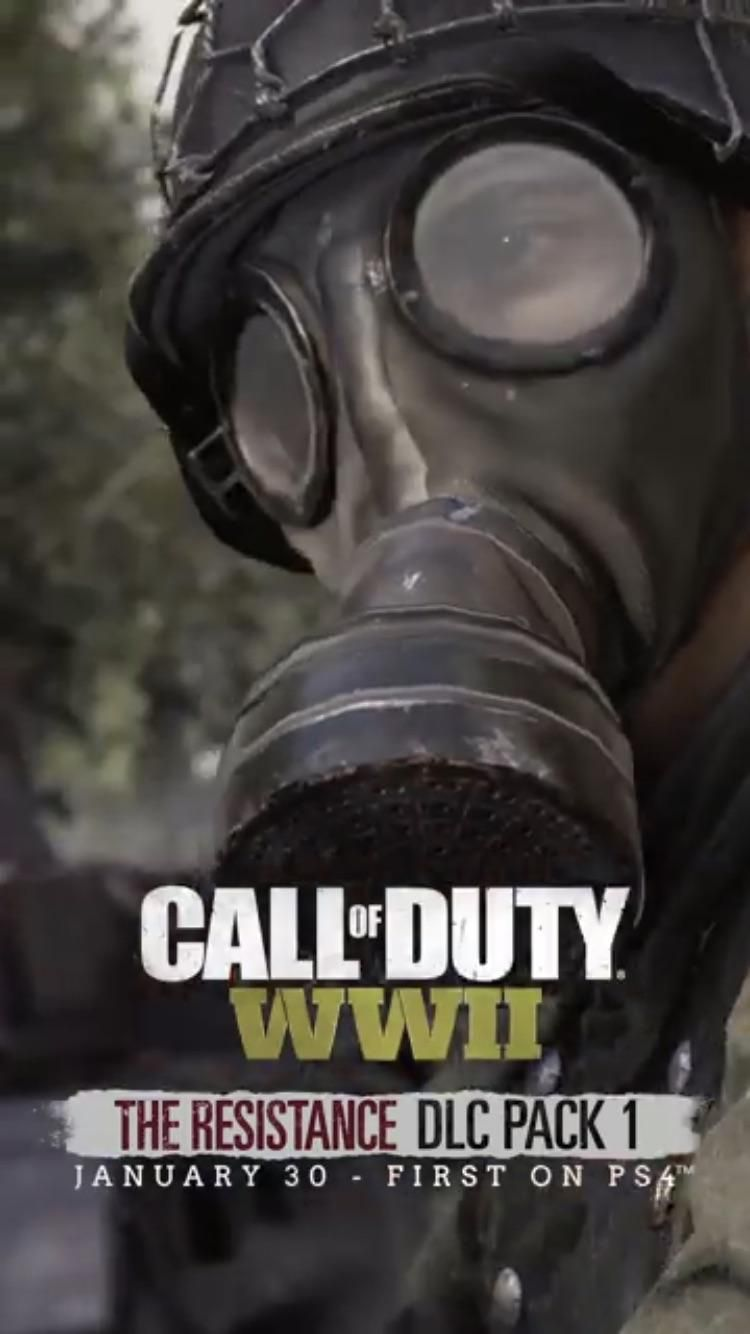 Call of duty wwii dlc 1 is set for release just under two