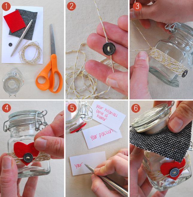 35 Unique Diy Valentine S Day Gifts For Men Crafty Pants