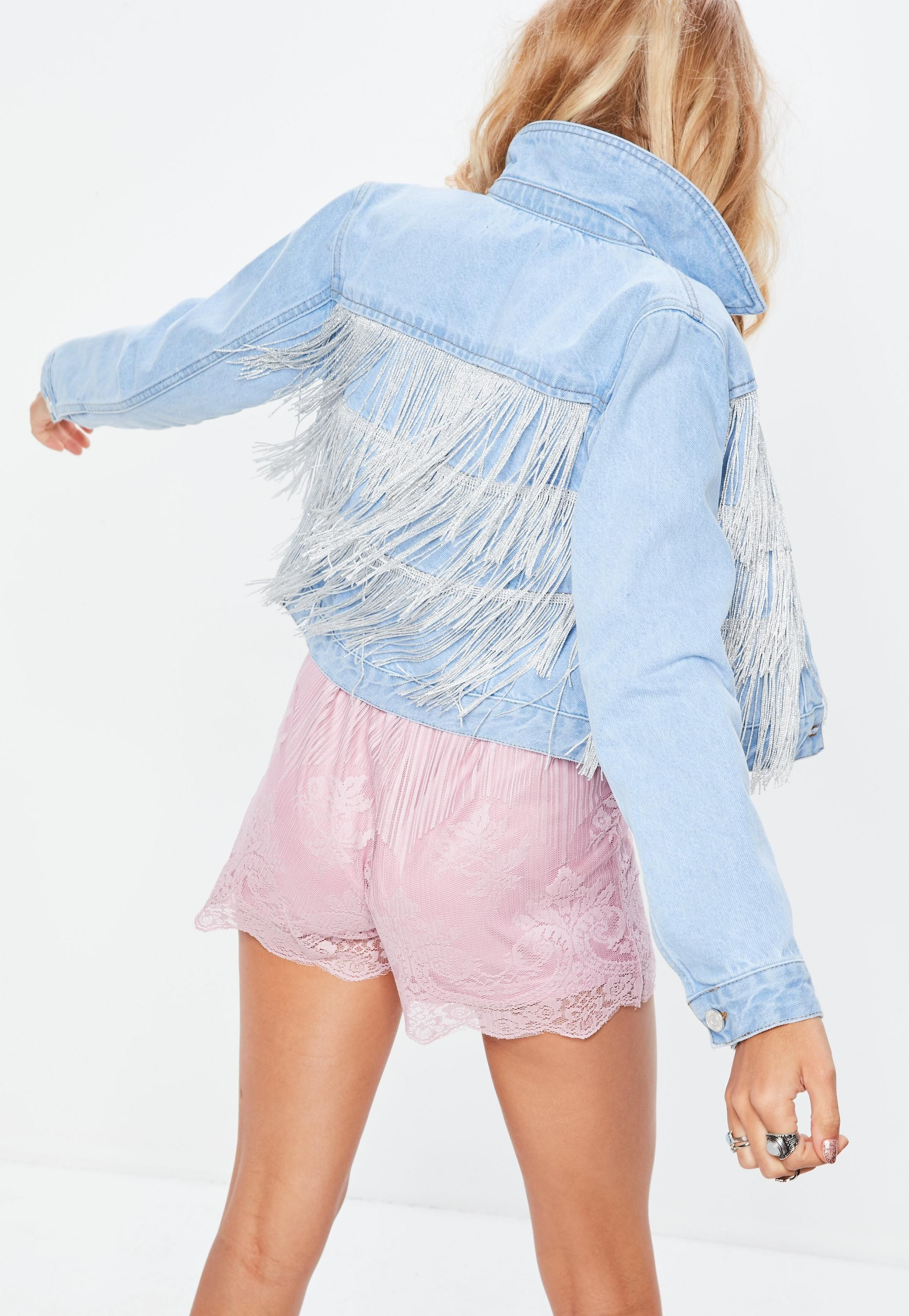 To acquire Jackets cropped for spring-summer pictures trends