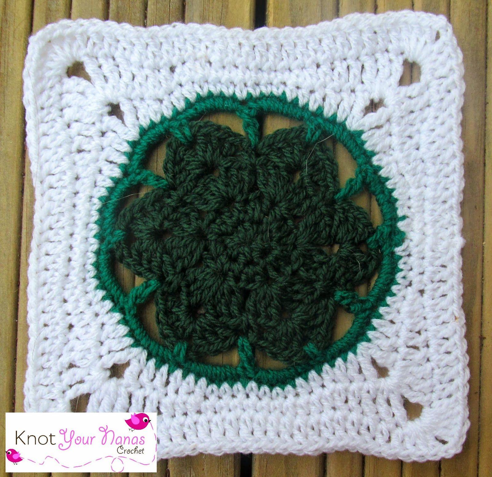 Knot Your Nana's Crochet: Granny Square Crochet Along Revisited (Week Twenty Nine)