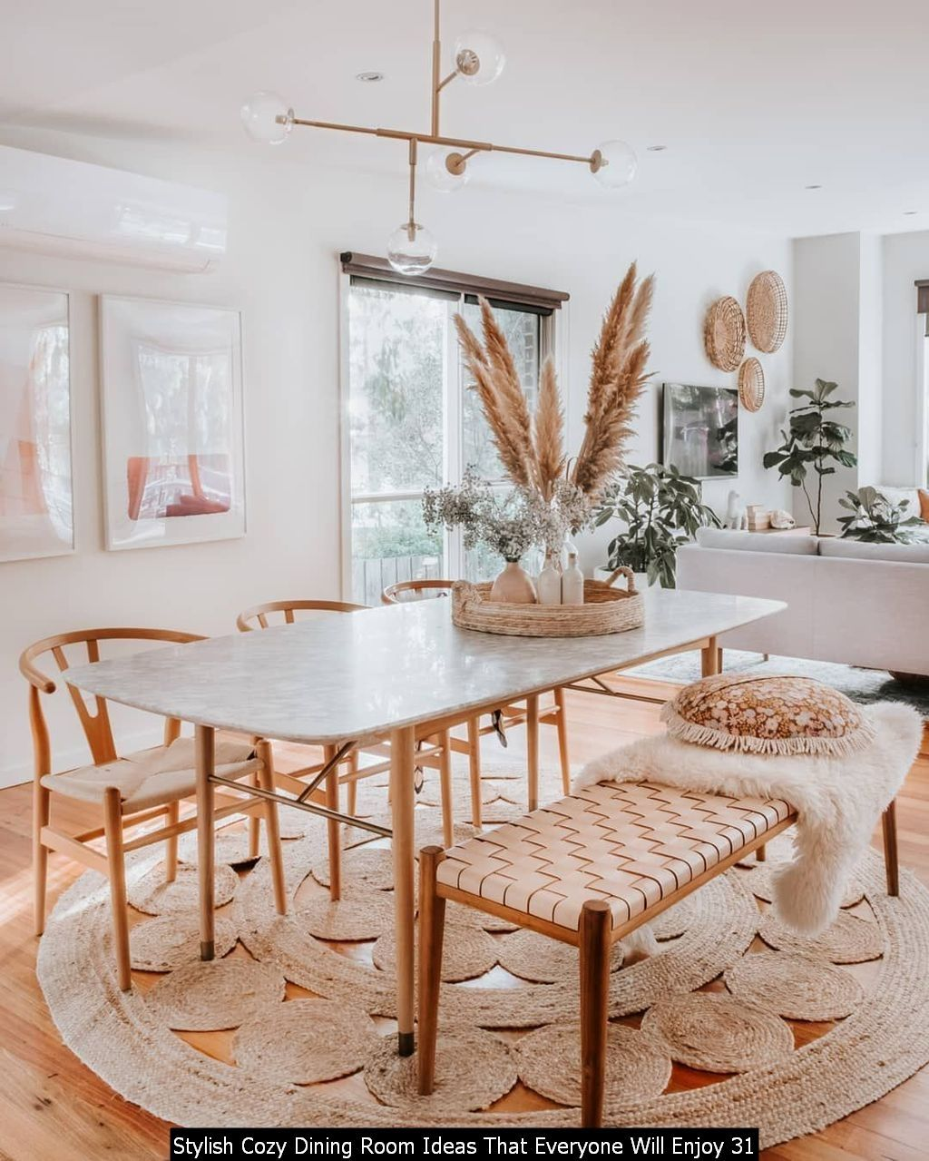 Pin On Dining Room Cozy dining room decorating