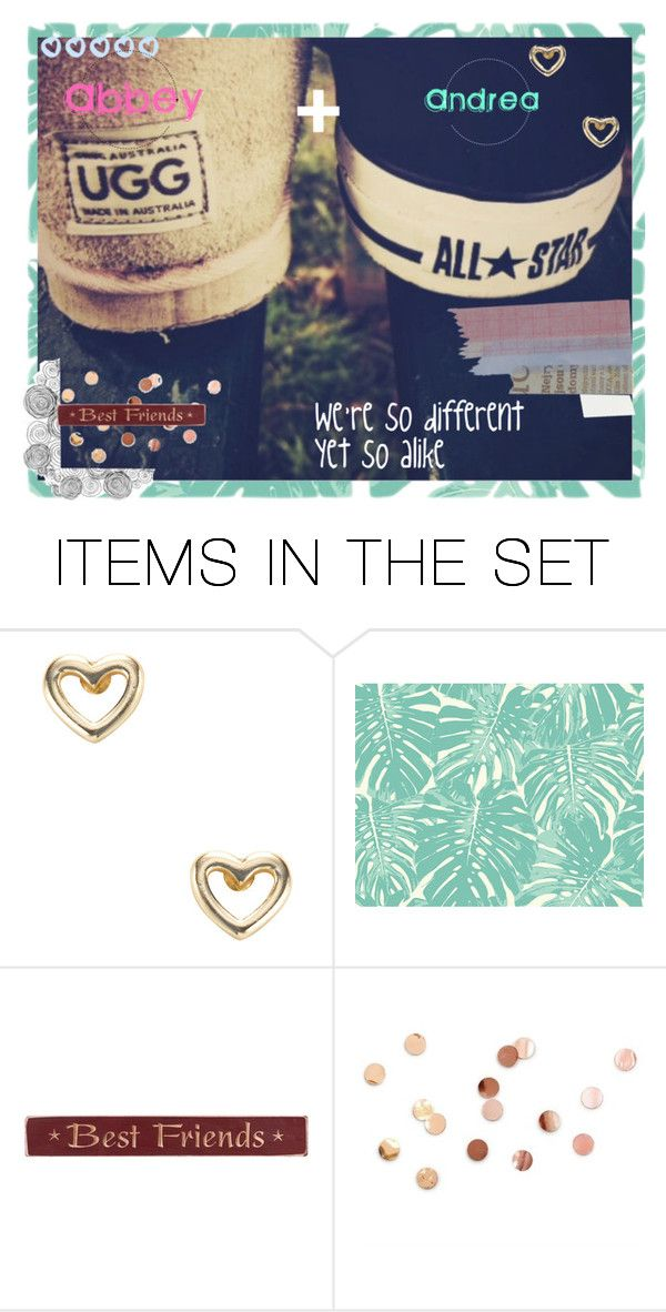 """""""For my bestie"""" by aehello ❤ liked on Polyvore featuring art"""