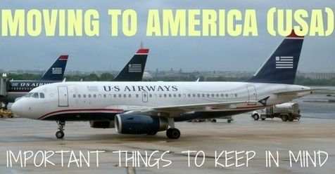 Moving to America (USA): 18 Important Things to Keep in Mind - WiseStep | @scoopit via @vamsipriyap34 http://sco.lt/...