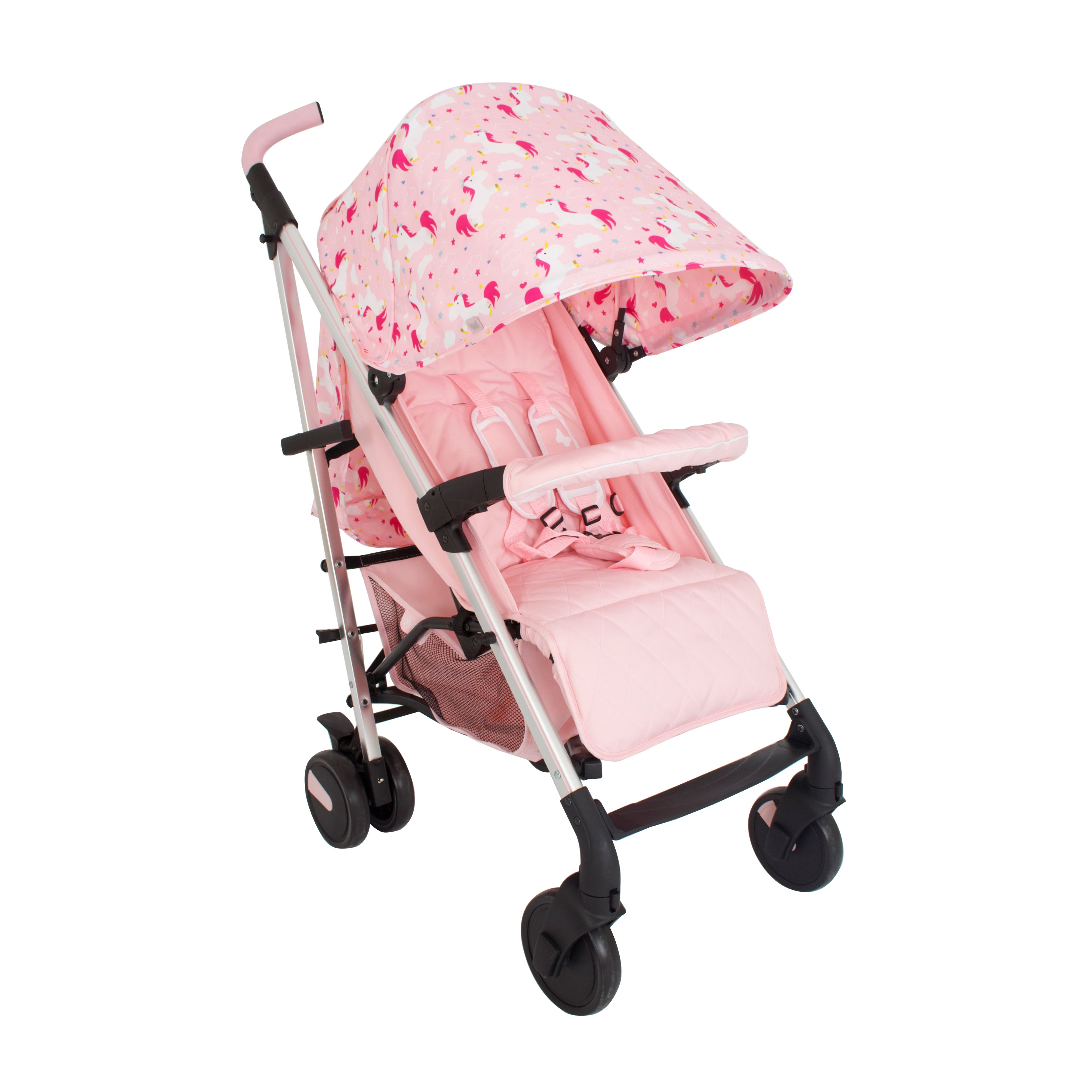 Best Lightweight Travel System From Birth Katie Piper Believe Mb51 Pink Unicorns Stroller Baby