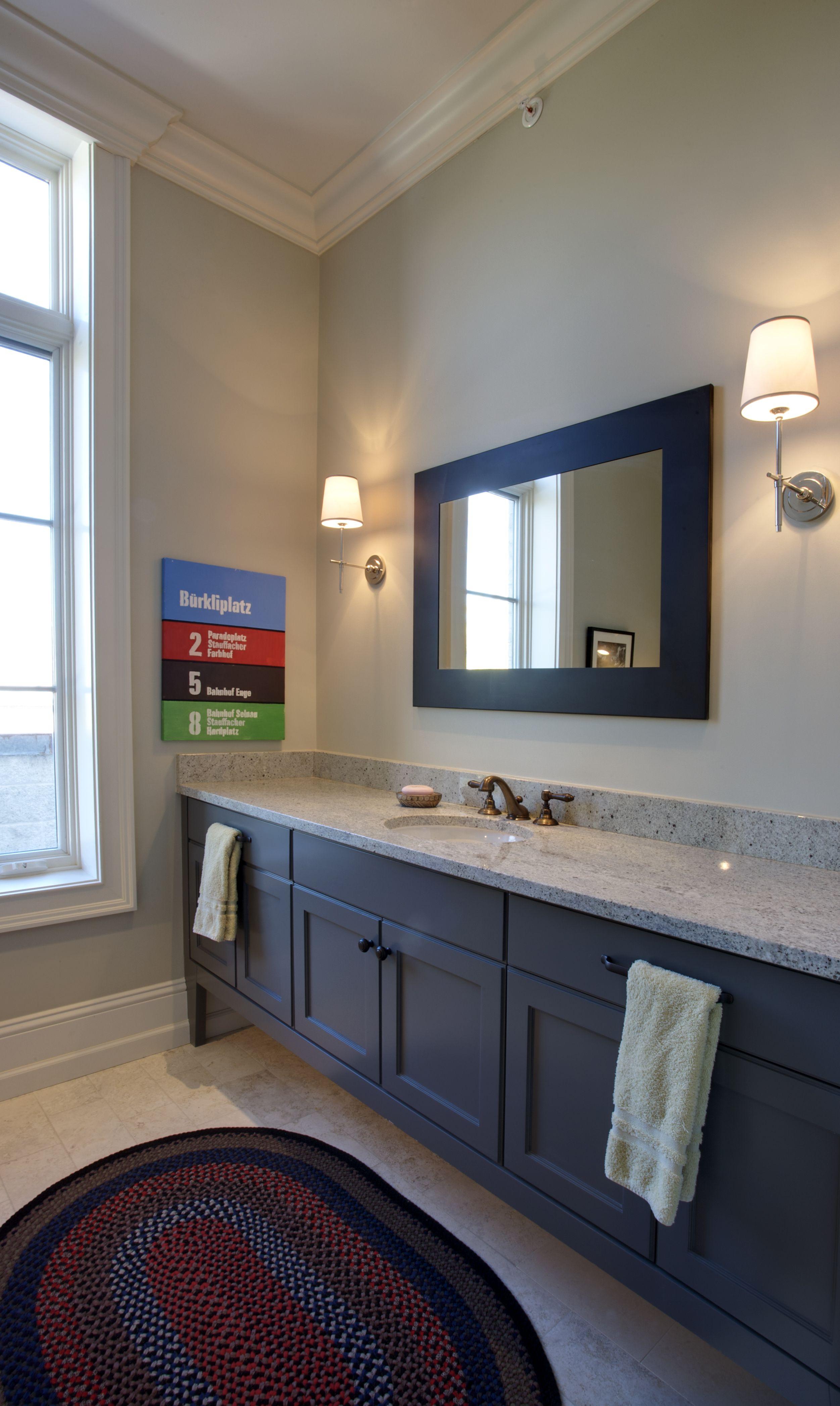 lg construction + development bathroom vanity | salle de bain | home