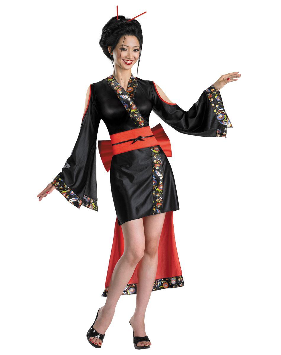 Costume geisha sexy