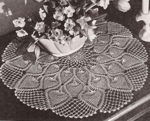 Details About Vintage Crochet Super1 Pinterest Crochet Doilies