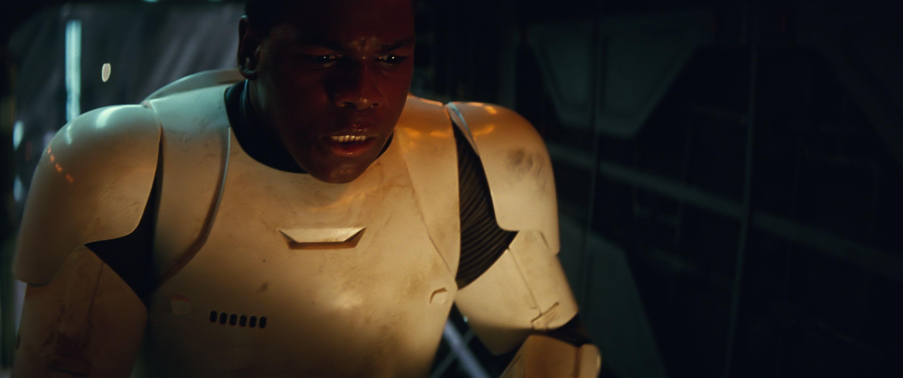 Image result for Finn removing helmet