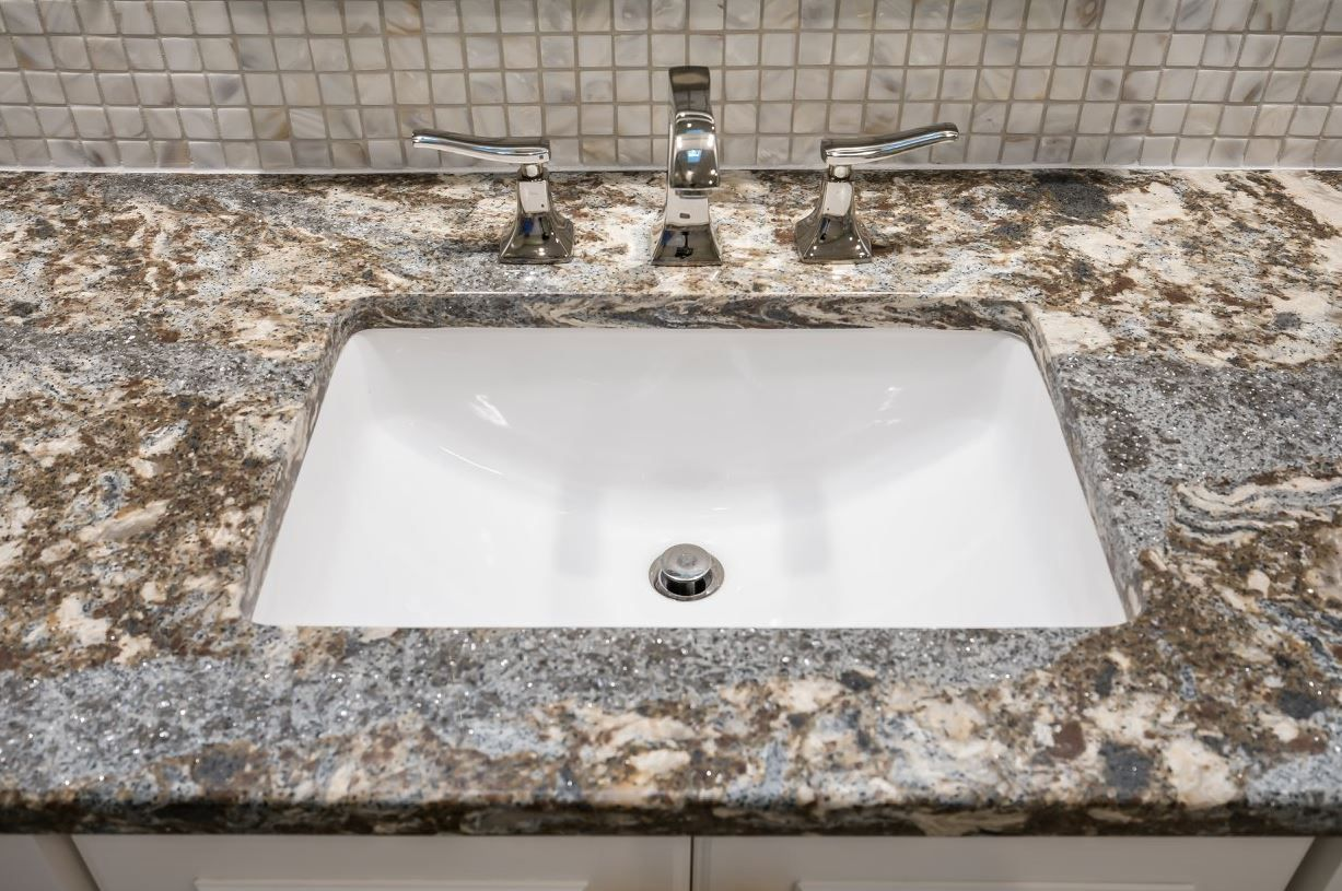cambria hensley countertops traditional and airy bathroom rh pinterest com