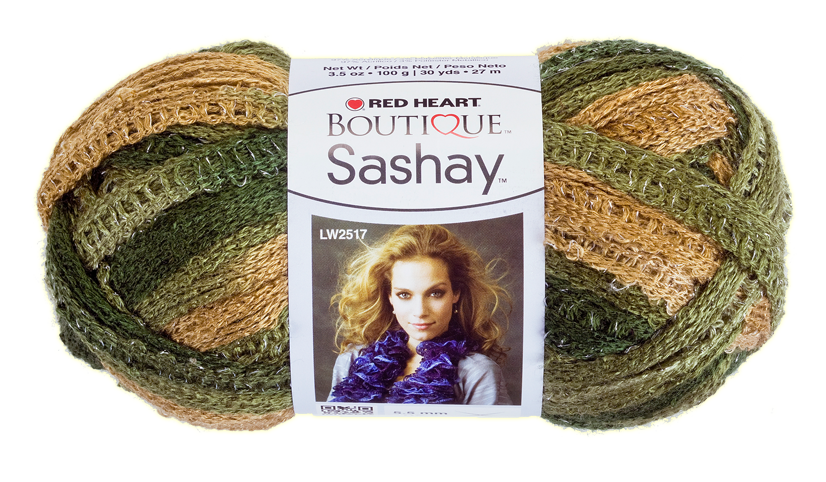 Conga Boutique Sashay Yarn | Red Heart Becky this is the closest to ...