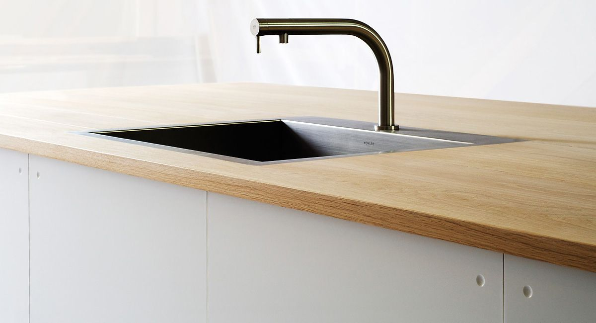 kohler sink in air cabinet with nemo r taps by mgs - Kohler Armaturen Teile