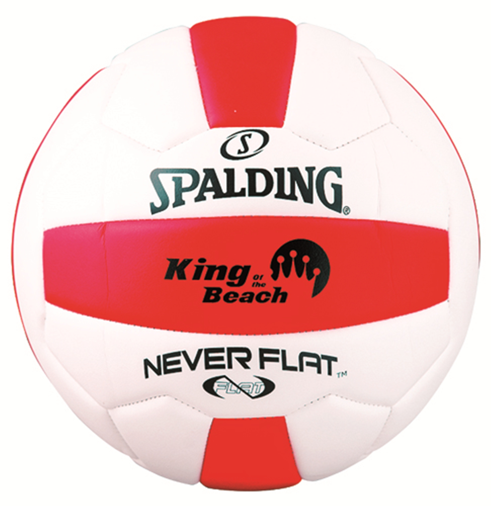 Spalding Neverflat King Of The Beach Eva Smooth Volleyball Volleyballs Beach Volleyball Spalding