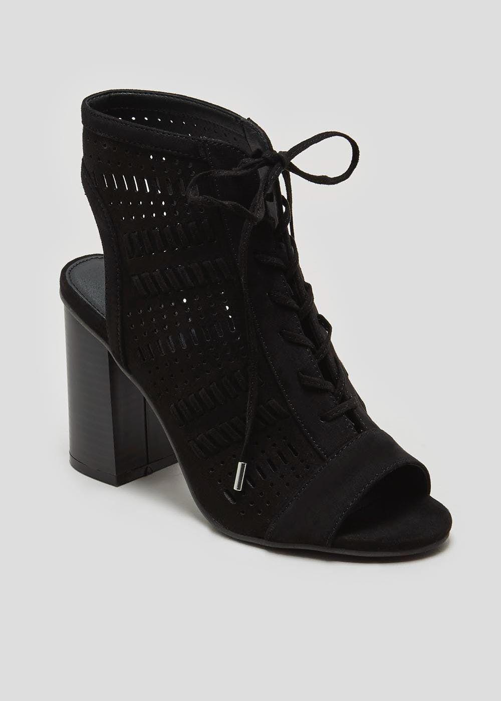 bdafe07d4 Whipstitch Shoe Boots – Black | Shoes | Shoe boots, Boots, Shoes