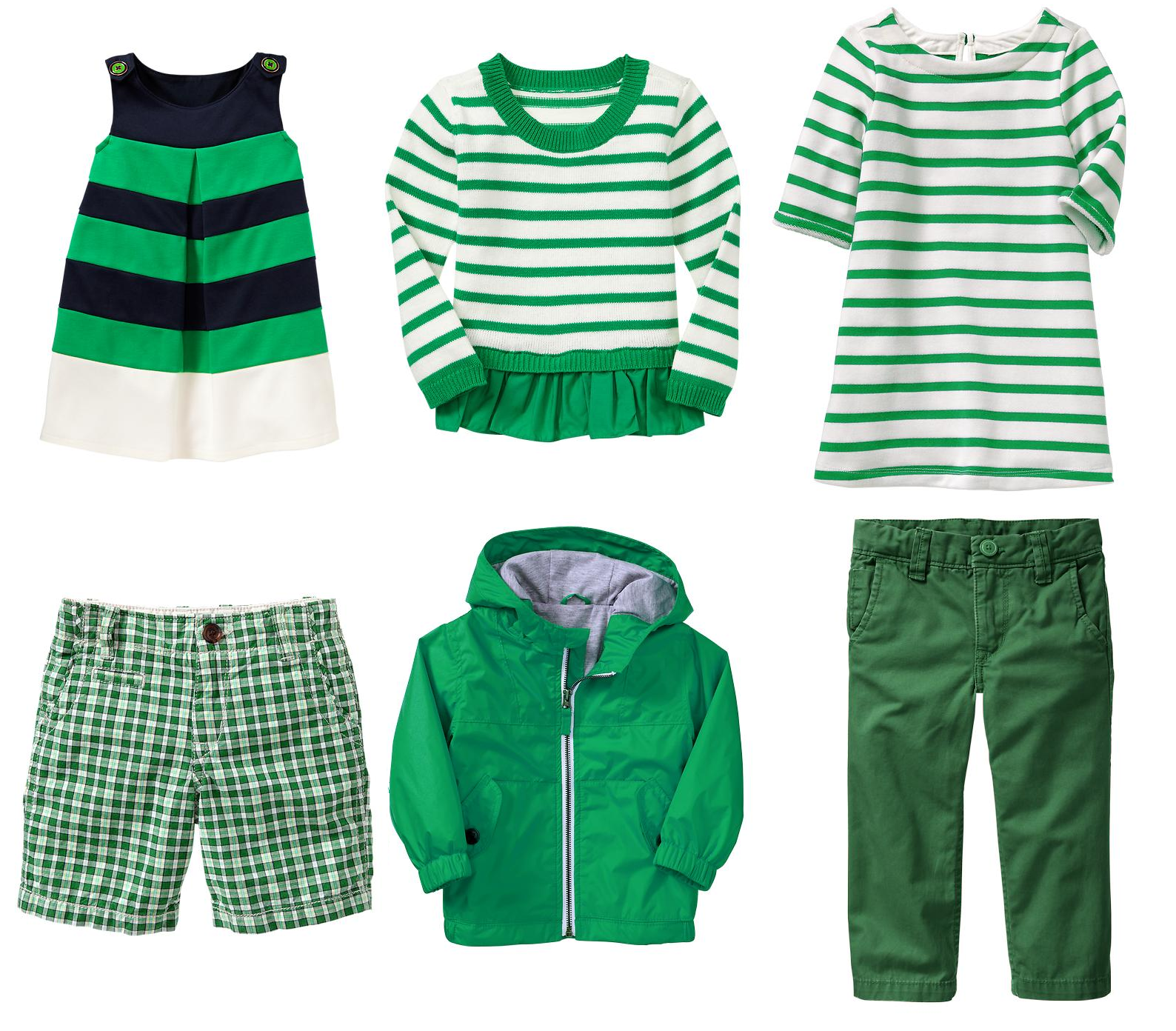 Green dress baby images  Dress up your little leprechaun in shamrock green from Baby Gap this