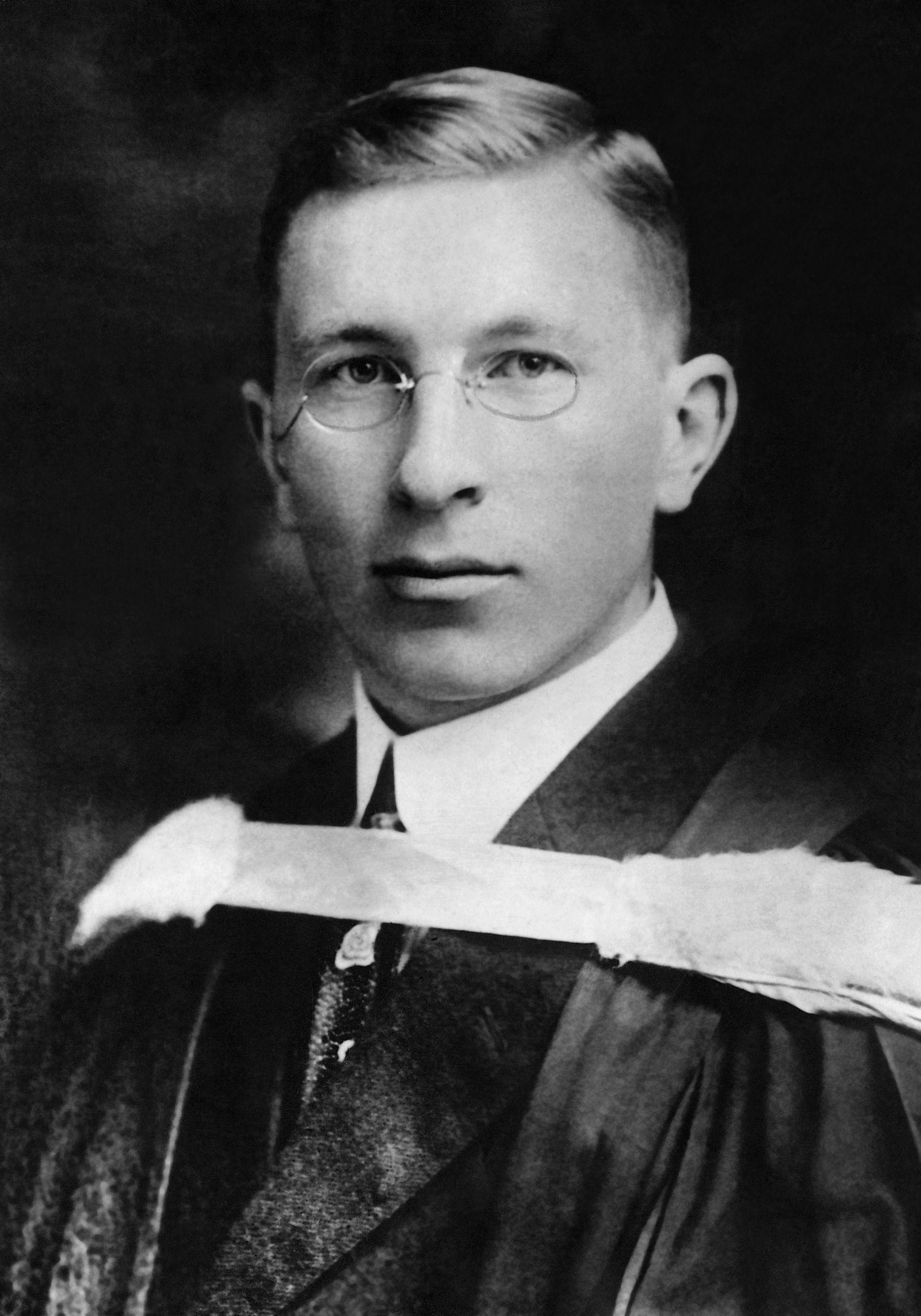 Dr. Frederick Grant Banting (November 14, 1891 - February ...