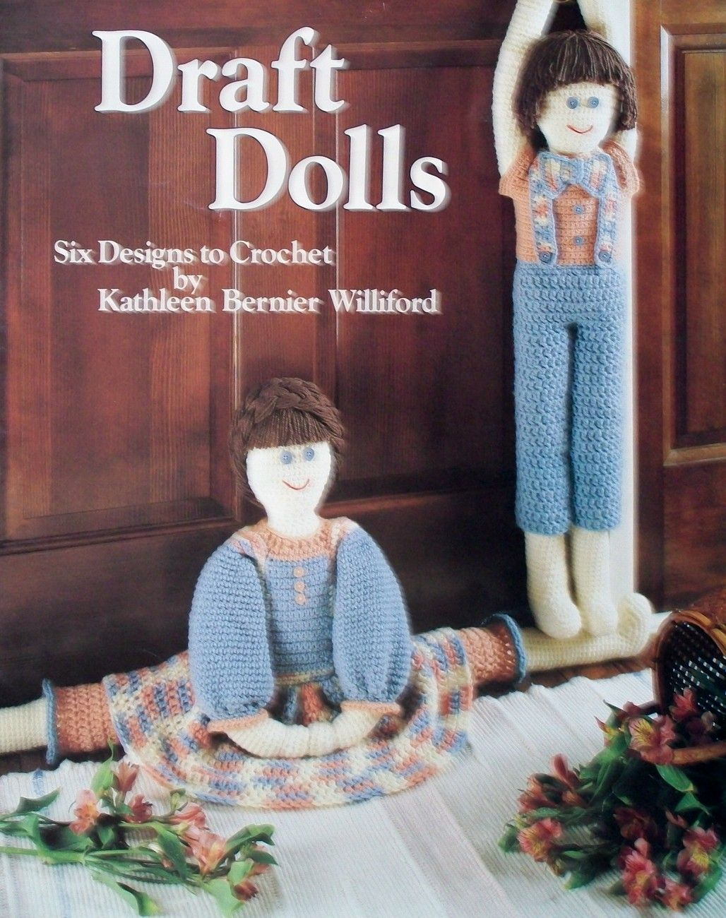 Block Draft Dodgers, Six Designs - Dolls, Bunny Rabbits, Cats ...